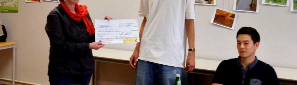 Buschkowsky - Aktion - Lesen und Schreiben e.V. - Jusos Neukölln - Spende