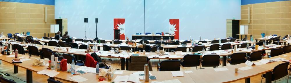 Landesdelegiertenkonferenz LDK Jusos Berlin Neukölln