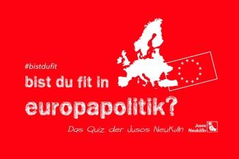 Jusos Neukölln Quiz Europapolitik